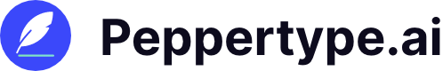 Peppertype AI writing assistant